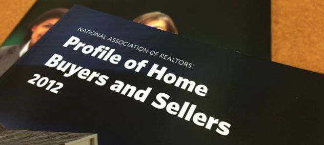 Profile of Home Sellers and Buyers 2012